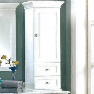 Tall Narrow Corner Linen Cabinet by A Guide To Bathroom Storage Solutions