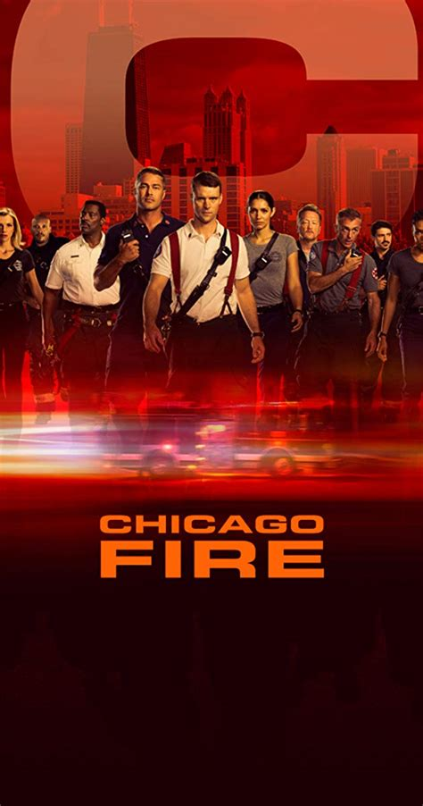 Chicago Fire TV Show Logo
