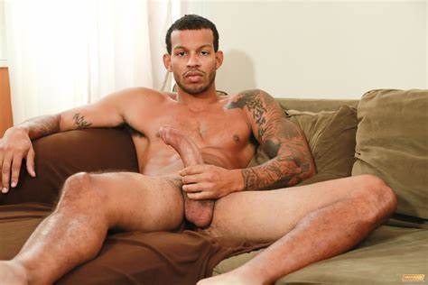 Hot Solo With Muscular Caucasian Studs Handsome One Stretched Photos
