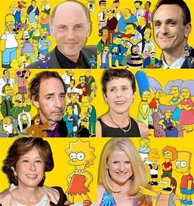 the voices behind different simpsons characters Quotes