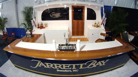 Custom Built Bay Boats by Custom Sportfish Yachts And Service From Jarrett Bay Boatworks