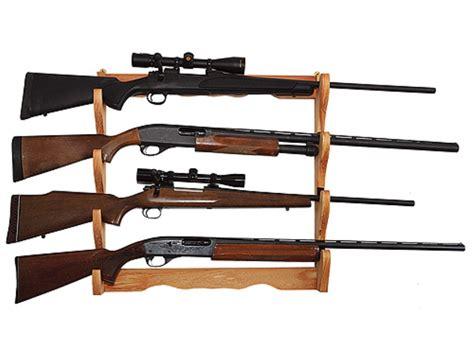 wall gun rack allen wall display 4 gun rack wood