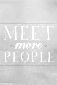 Love Quotes Meeting New People