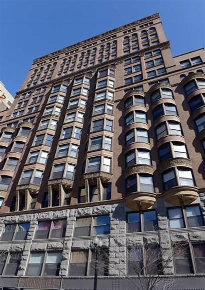 Manhattan Building Buildings Chicago Architecture Skyscrapers Historic