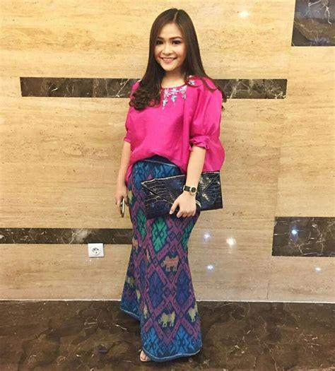 Baju Modifikasi Batik by Baju Bodo Busana Adat Bugis Suka Warnanyaaaaa Taken From