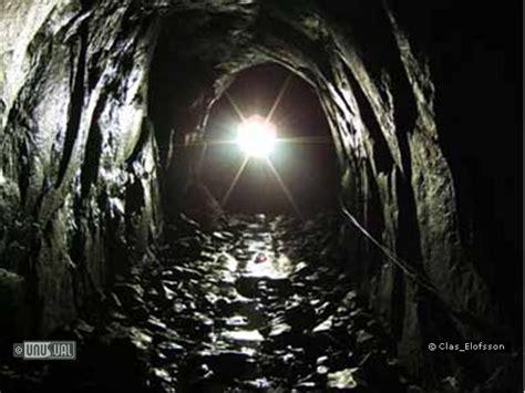 sala silvermine underground suite  sweden