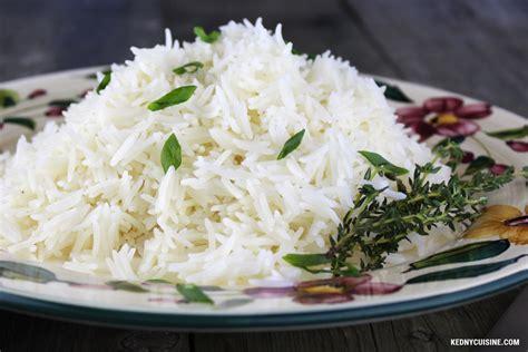 le parfait riz blanc sans quot rice cooker quot kedny cuisine