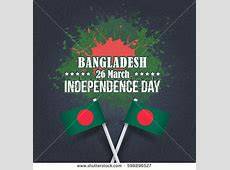 Bangladesh Independence Day 26 March Celebration Stock