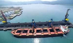 Coal as a major bulk commodities