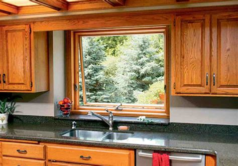 kitchen window styles decor ideas
