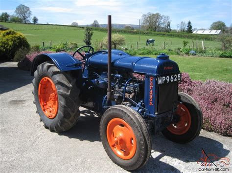 fordson model  vintage tractor water washer family