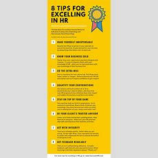 8 Tips For Excelling In Hr — Download This Infographic To Inspire You & Your Hr Team… Success