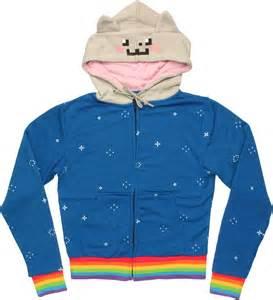 cat hoodie nyan cat junior hoodie