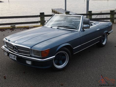 50s ls for sale 1983 mercedes benz 500sl