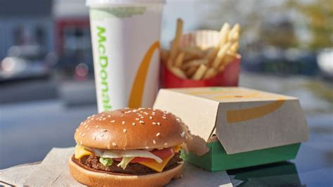 Cayman Eco - Beyond Cayman McDonald's to debut plant-based ...