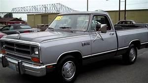 1986 Dodge Short Wide Sold