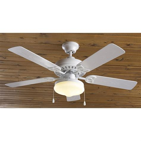 solar outdoor ceiling fan aloha 42 quot indoor outdoor ceiling fan with light
