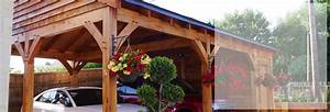 Timber Frame Post and Beam Buildings, Garages, Carports