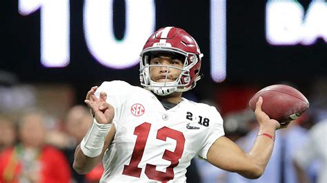 tua tagovailoa brings     alabama  nick