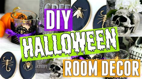 top  spooky diy halloween crafts cheap easy  minute