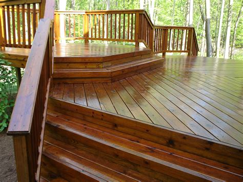 furniture finish deck stain  stain   michigan