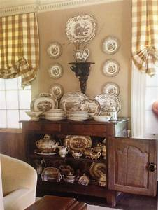 217 best images about plates used for wall display on With country dining room wall decor