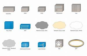 Cisco Wan  Cisco Icons  Shapes  Stencils And Symbols