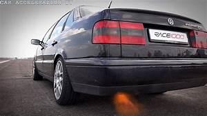 Vw Passat Vr6 Turbo Acceleration Sounds