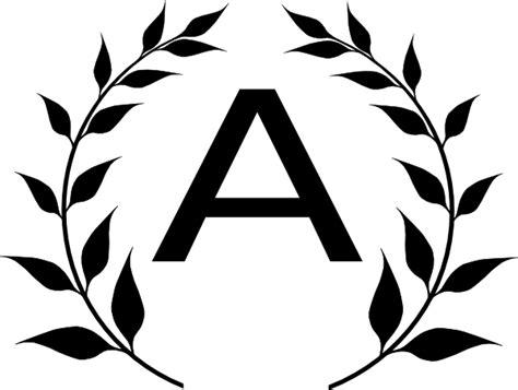 monogram wreath clip art  clkercom vector clip art  royalty  public domain