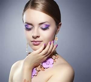 Maquillage De Mariage : maquillage et coiffure de mariage pour une mari e ~ Melissatoandfro.com Idées de Décoration