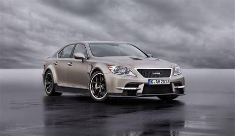 tmgs lexus ls based ts  super sedan concept debuts