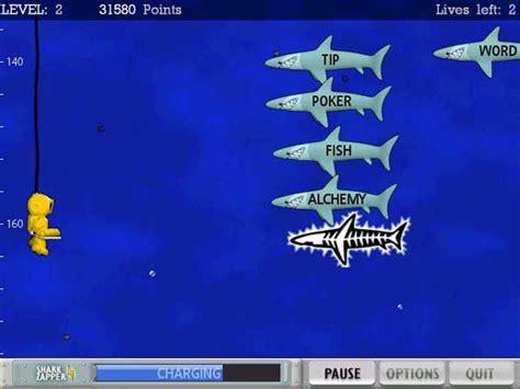 Typer Shark   GameHouse