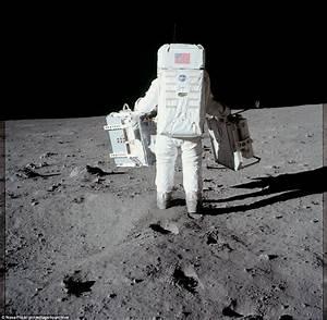 NASA release Apollo mission photos to Flickr including ...