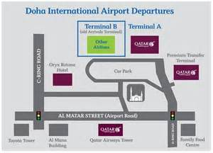 terminal b at doha international airport set to open
