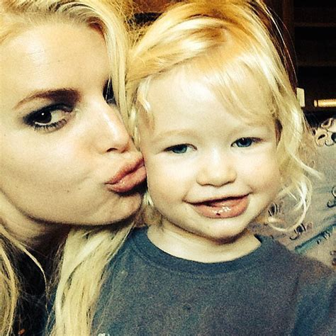 Jessica Simpson Shared This Precious Snap Of Herself