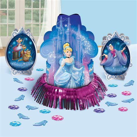cinderella decorations cinderella birthday centerpieces and confetti table