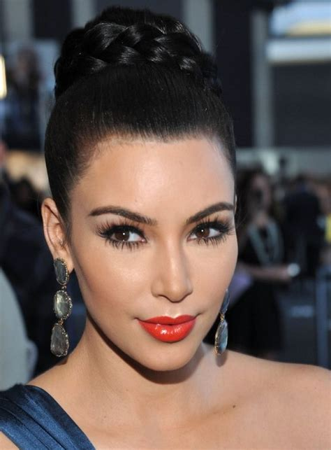 Top 25 Hairstyles by Kim Kardashian – HairStyles for Women