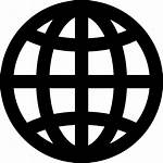 Symbol Global Icon Globe Grid Web Icons