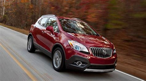 buick encore  colors release date prices