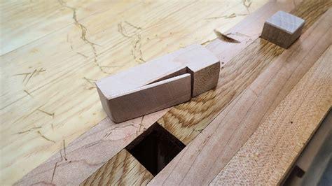 making  wooden bench dog  bench top refinishing youtube