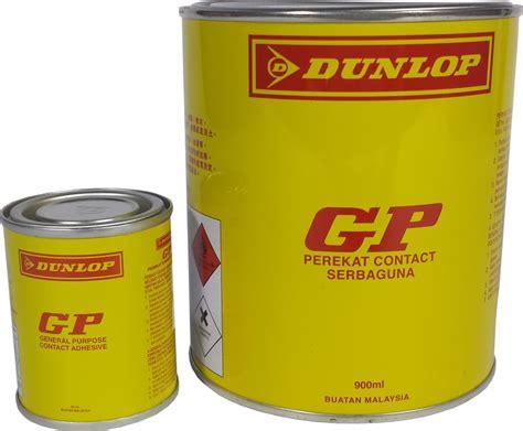 DUNLOP GENERAL PURPOSE (GP) GLUE   Adhesives & Glues