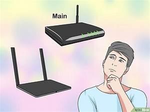 Router Mit Router Verbinden : zwei router mit einander verbinden wikihow ~ Eleganceandgraceweddings.com Haus und Dekorationen