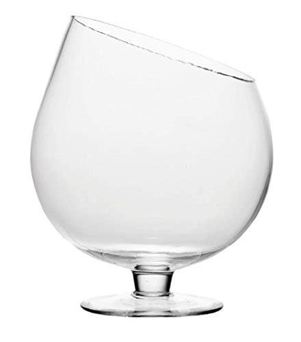 vasi trasparenti vetro centrotavola natalizi originali con vasi di vetro