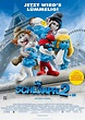 The Smurfs 2 (#12 of 21): Extra Large Movie Poster Image ...