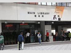 Main Library of HKU Photo