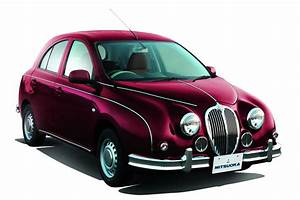Mitsuoka Launch Micra-based Viewt