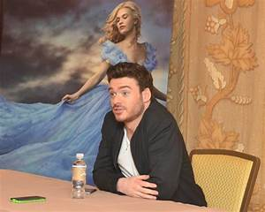 Richard Madden Cinderella Interview | No Throne Games
