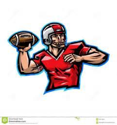 Cartoon Football Players