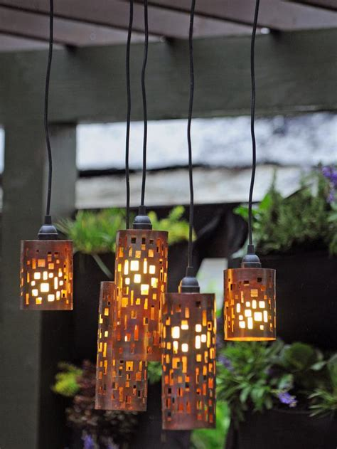 outdoor hanging lighting ideas home design inside