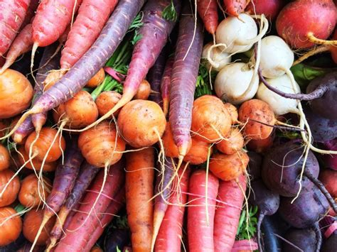 Root Crops, Some Of Arizona's Best Produce